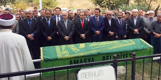 Samsun Valisi Şahin'in acı günü