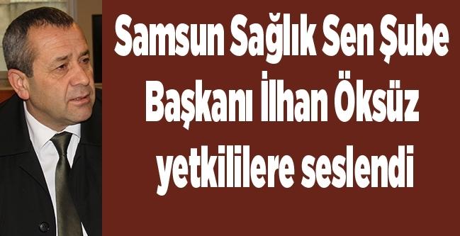Samsun'da acil doktorunu hastanelik ettiler!