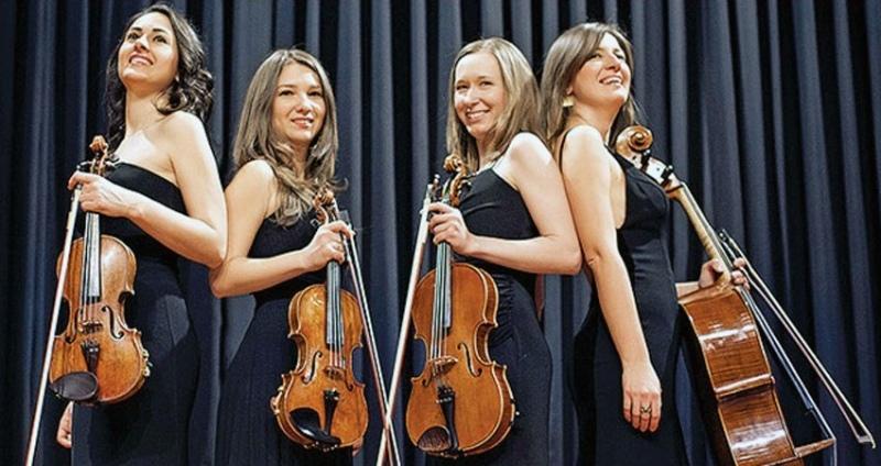 Samsun'da Kadınlar Gününe Özel Konser