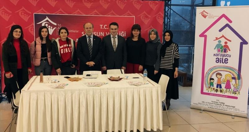 Samsun'da Koruyucu Aile Tanıtımı