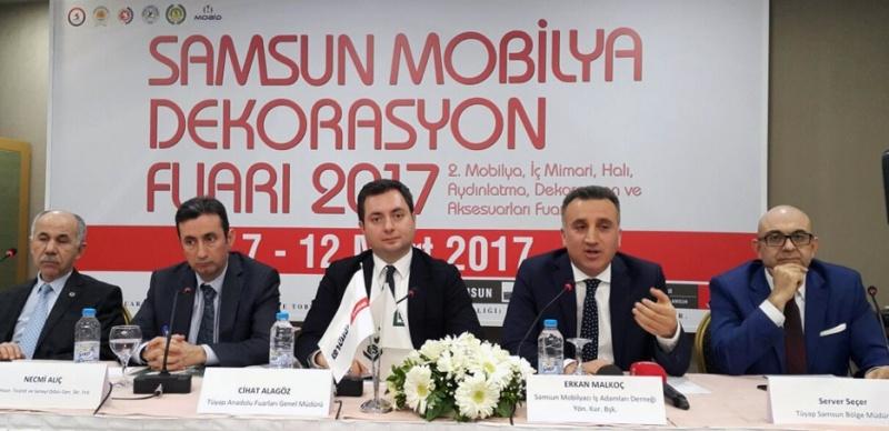 Samsun'da Mobilya ve Dekorasyon Ürünleri Tasarım Yarışması düzenleniyor