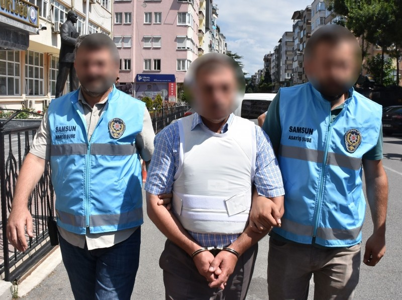 Samsun'da Silahlı Saldırı: 2 Ölü 1 Yaralı