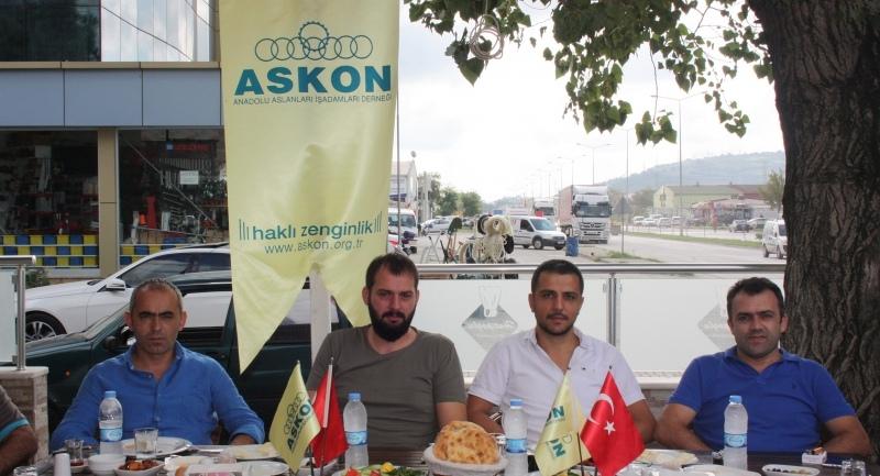 Samsun'da STK'lar güven ve istikrar için bir araya gelmeli