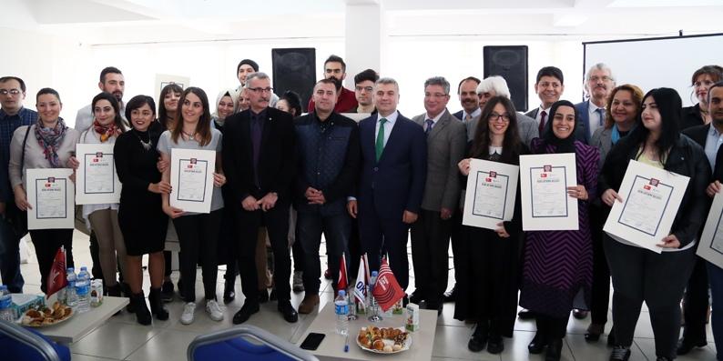 Samsun'da yeni nesil gazeteciler yetiştiriliyor