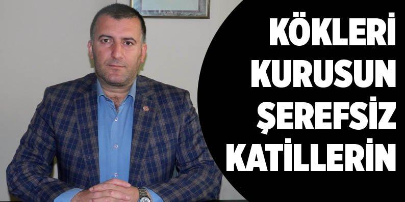 Samsunlu Gazeteciler kalleş saldırıyı lanetledi!