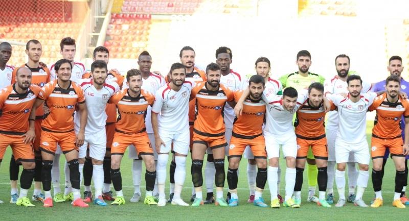 Samsunspor Ladik Belediyespor hazırlık maçı sonucu 3-0