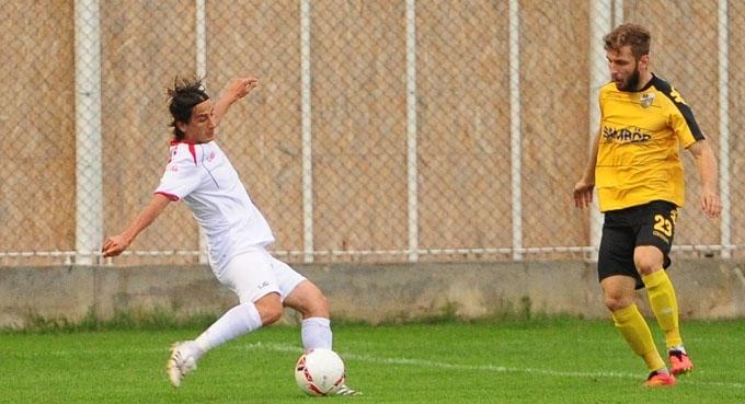 Samsunspor Termespor'u 3-0 yendi