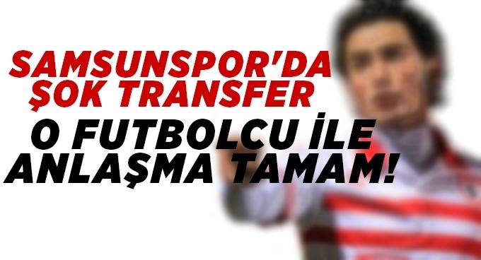 Samsunspor transferde Murat Yıldırım tamam