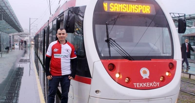 SAMULAŞ'tan Samsunspor'a tam destek