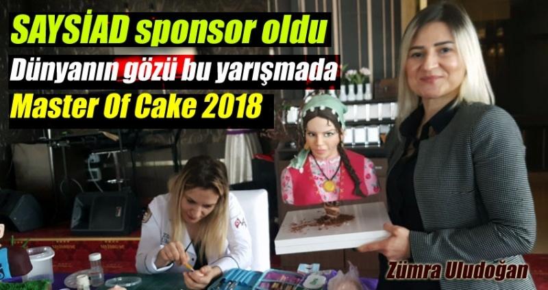 SAYSİAD sponsorluğunda şeker tadındaki heykeller yarışacak!