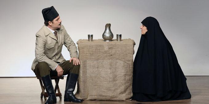 Seher'in Kadınları Canik'te sahnelendi