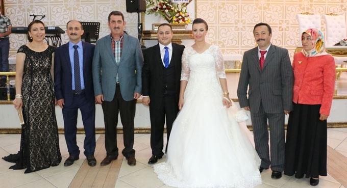 Selda ve Mustafa'nın mutlu günü