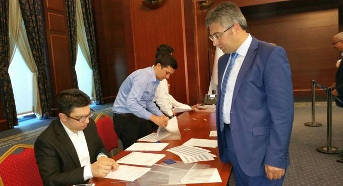 Seyit Ahmet Kayhan AK Parti'den aday adayı oldu