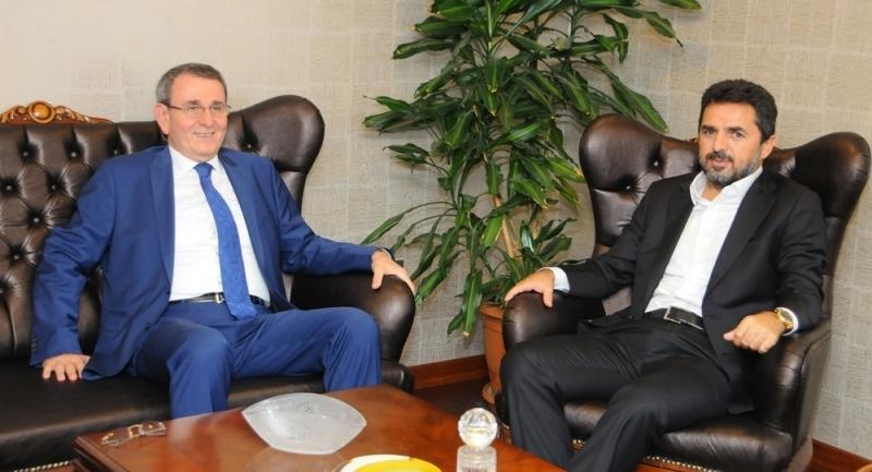 Talip Öztürk Samsun'daki ziyaretlerine devam ediyor