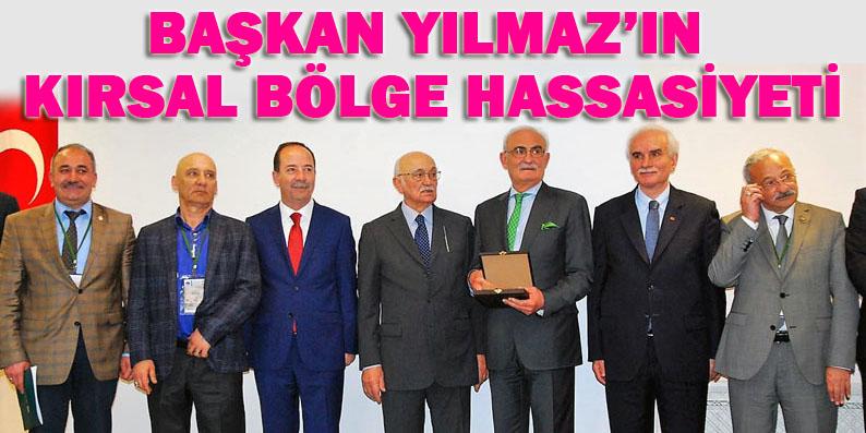Tarihi Kentler Birliği Kırklareli'de toplandı