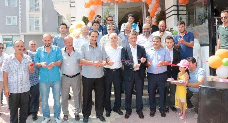 Tash-Han Restaurant Kafe hizmete açıldı