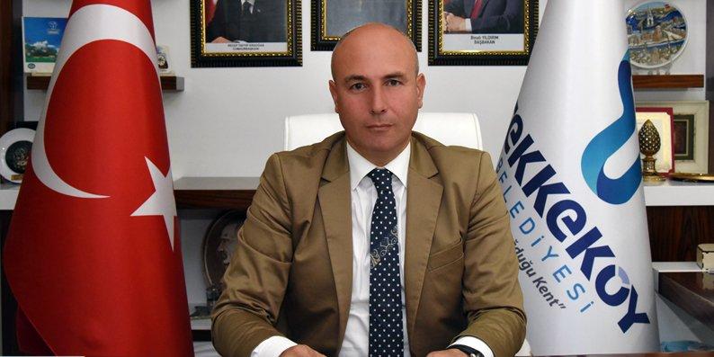 Tekkeköy Belediye Başkanı Hasan Togar'dan Mevlid Kandili mesajı