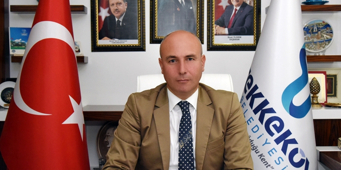 Tekkeköy Belediye Başkanı Hasan Togar'dan 10 Kasım mesajı