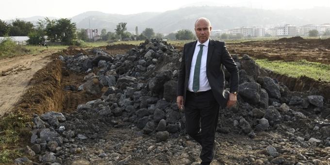 Tekkeköy Belediyesi ilçenin arklı alanlara doğru gelişmesine ve büyümesine olanak sağlıyor