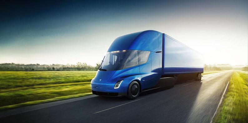 Tesla Semi için siparişler yağmaya başladı