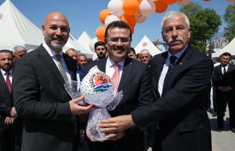 'Atakum Hayır Çarşısı' Alaçam'da açıldı