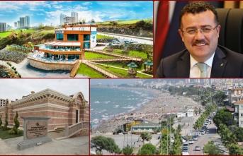 Başkan Taşçı: Atakum'u Türkiye'nin yıldızı yapacağız