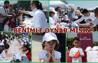 Sampa, Bil Okulları ve VM Medical Park'tan çocuk şenliği