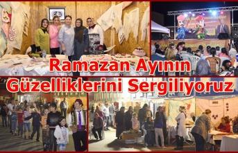 Tekkeköy'de Ramazan Akşamları Bir Başka Güzel