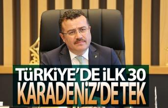 4,5 yılda rekor yatırımlar Karadeniz'de 1 numara olduk