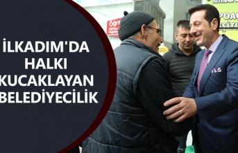 Erdoğan Tok: İhtiyaca göre hizmet ürettik