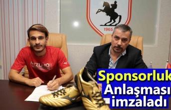 İlyas Kubilay Yavuz, sponsorluk anlaşması imzaladı