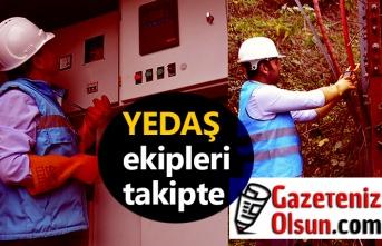 YEDAŞ kaçak elektrik kullanımına karşı aksiyon alıyor!