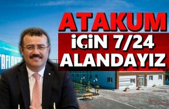 Atakum'da örnek proje