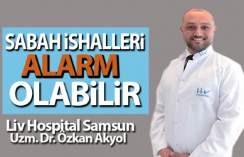 Liv Hospital Samsun Hastanesi Kış İshaline Dikkat Çekti