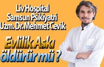 Liv Hospital Samsun Hastanesi Evlilik Üzerine Bilgiler Verdi
