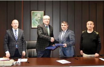 Amatör Denizci Adayları OMÜ'de Sınava Girecek
