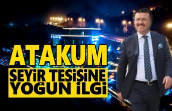 Başkan Taşçı, Atakum'u turizm cenneti yapacağız