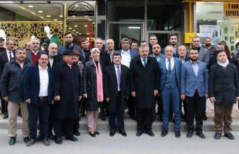 Hamit Kılıç: Cumhurbaşkanımızı Bafra'da mahçup etmeyeceğiz