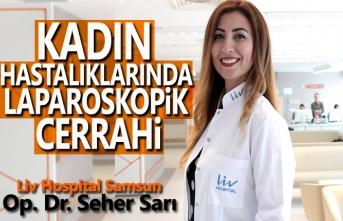 Liv Hospital'dan Kadın Hastalıklarında Laparoskopik Cerrahi Nasıl Olur