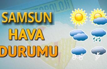 15 Şubat Samsun hava durumu - Samsun Haber