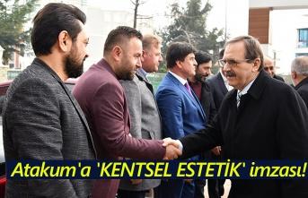 Başkan Zihni Şahin müteahhitlerle buluştu