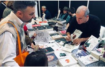 Özel Oytun Türkoğlu'nun kitabı Sat Kendini Samsun Kitap Fuarı'nda