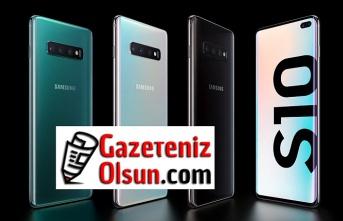 Samsung Galaxy S10 özellikleri tanıtımı yapıldı