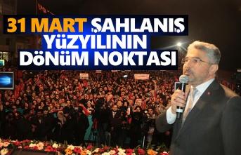 Başkan Aksu, Samsun 31 Mart'ta Şahlanışa Hazırlanıyor