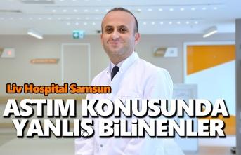 Liv Hospital Uyarıyor Astım'da Yanlış Bilinenler