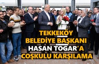 Başkan Hasan Togar: Daha çok çalışacağız