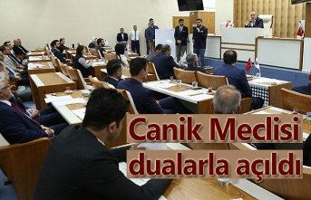 Canik Belediye Meclisi ilk toplantısını yaptı