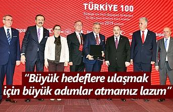 Başkan Sinan Çakır: Büyük hedefler için büyük adımlar atmamız lazım