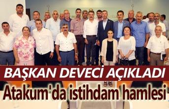 Başkan Cemil Deveci'nin Tekstilkent hayali!