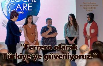 Ferrero'den 9'uncu Sürdürülebilirlik Raporu